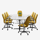 Series[T] - Conference tables (Education furniture)